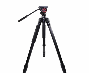 KITE Ardea CF + Manfrotto MVH500AH